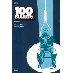 100 Bullets NL 14 Wylie doet een boekje open