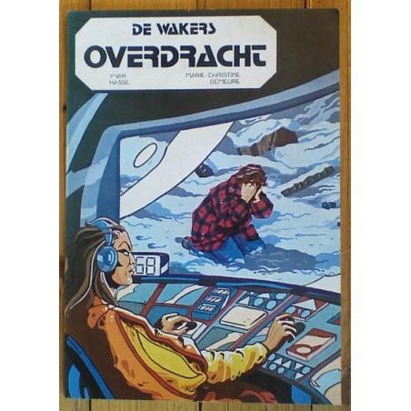 Wakers 01 Overdracht 1e druk 1984