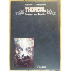 Thorgal Luxe HC 11 De ogen van Tanatloc 1994