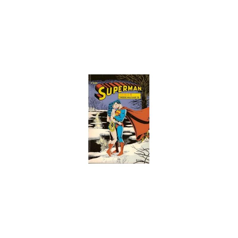 Superman Omnibus 6 Tweede halfjaar `88 (gebruiksporen)