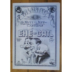 Real Free Press De Mutt & Jeff cartoons vol. 01 1971