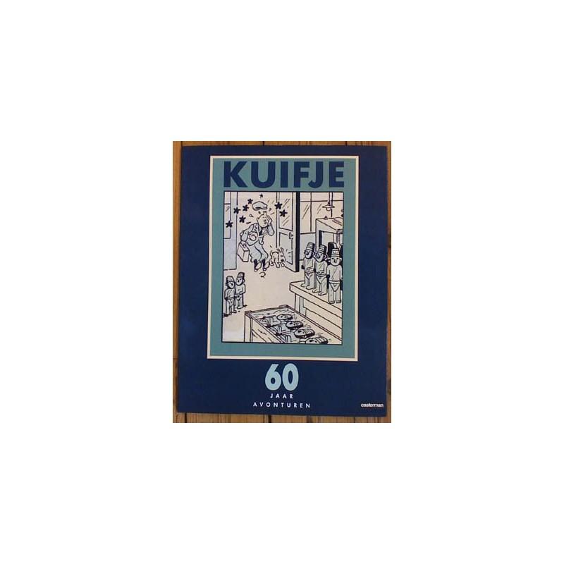 Kuifje catalogus 60 jaar avonturen 1989