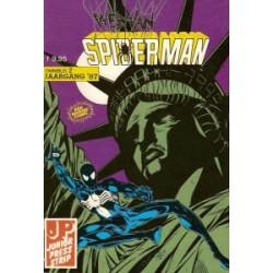 Web van Spiderman Omnibus 2 Jaargang `87 (gebruiksporen)