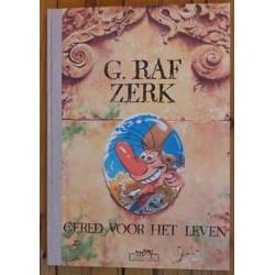 G.Raf Zerk Luxe Gered voor het leven HC 1994