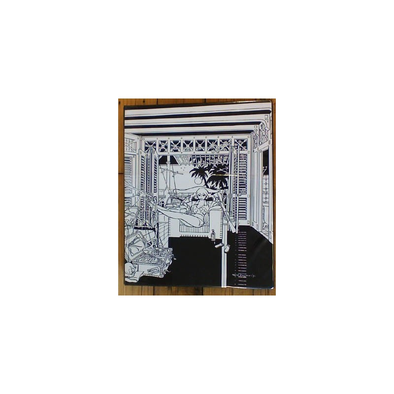 Franka portfolio De tegenspeelsters La serie hors serie Luxe HC 1990