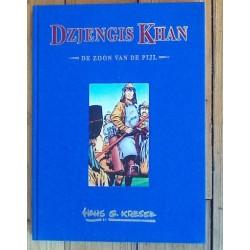 Dzjengis Khan Luxe HC De zoon van de pijl 1e druk 1992