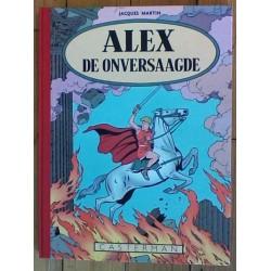 Alex Luxe HC De onversaagde 1986