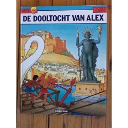 Alex Luxe HC De dooltocht van Alex 1e druk 1987