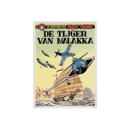 Buck Danny  19 De tijger van Malakka