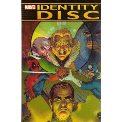 Identity Disc 01 TPB Engelstalig first printing 2004