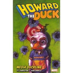 Howard the Duck: Media Duckling TPB Engelstalig first printing 2008