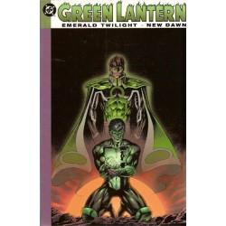 Green Lantern 01 Emerald Twilight New Dawn TPB Engelstalig first printing 2003