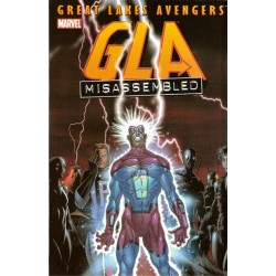 GLA: Misassembled TPB Engelstalig first printing 2005 (Great Lake Avengers)