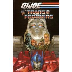 G.I. Joe vs. The Transformers TPB Engelstalig first printing 2004