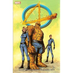 Fantastic Four The Resurrection of Nicolas Scratch TPB Engelstalig first printing 2006