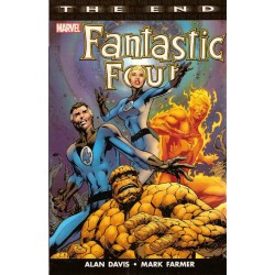 Fantastic Four The End TPB Engelstalig first printing 2008