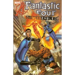 Fantastic Four 05 Disassembled TPB Engelstalig first printing 2004