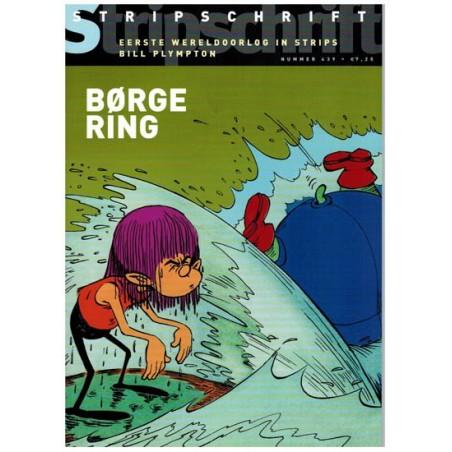Stripschrift 439 Borge Ring, Bill Plympton & de Eerste Wereldoorlog in strips