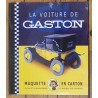 Guust Flater auto bouwplaatpakket La voiture de Gaston 1e druk 2000