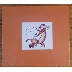 Calvin & Hobbes cassette The Complete Calvin & Hobbes deel 1 t/m 4 SC