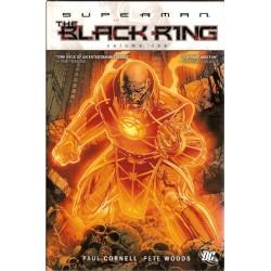 Superman The black ring 01 HC Engelstalig first printing 2011
