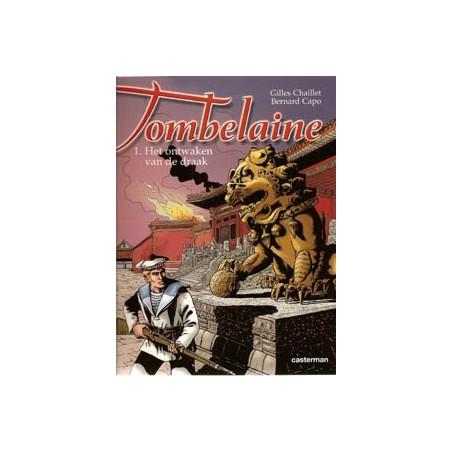 Tombelaine set deel 1 t/m 5 1e drukken 2002-2006