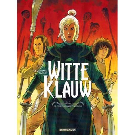 Witte Klauw 02 De opstand van het apenvolk