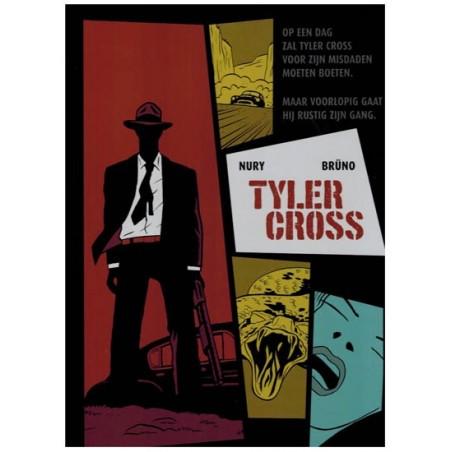 Tyler Cross 01 HC 1e druk 2014