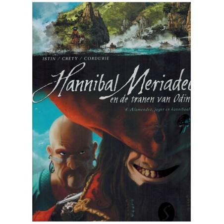 Hannibal Meriadec 04 HC Alamendez, jager en kannibaal (Drakenbloed)