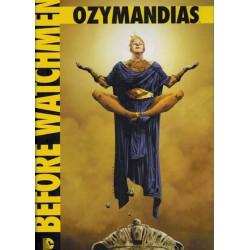 Before Watchmen NL 05 HC Ozymandias
