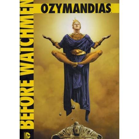 Before Watchmen NL HC 05 Ozymandias