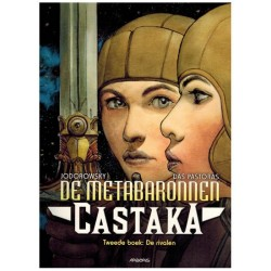 Metabaronnen Castaka 02 De rivalen