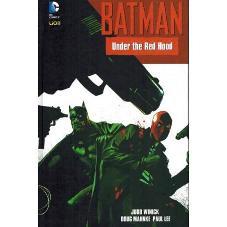 Batman  NL HC Under the red hood 01