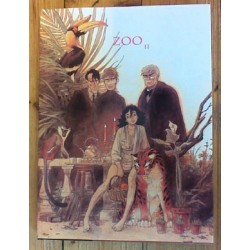 Zoo Luxe HC 02 1999 (buiten handel exemplaar L)