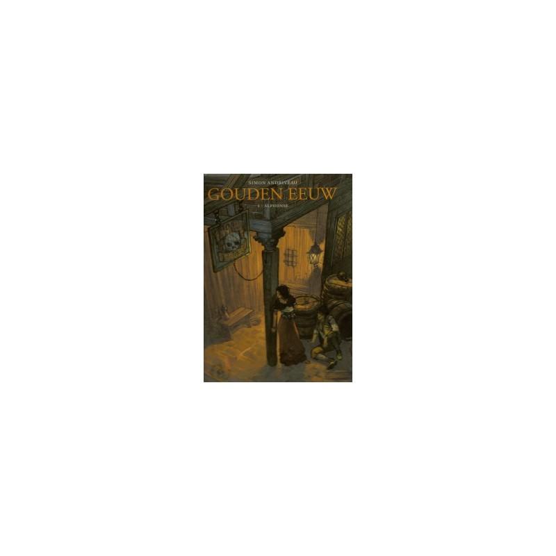 Gouden eeuw 01 Alphonse HC