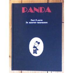 Panda Luxe HC Prof. Plaster / De meester-gemaskerde 2001