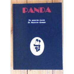 Panda Luxe HC De meester-racer / De meester-zanger 2001