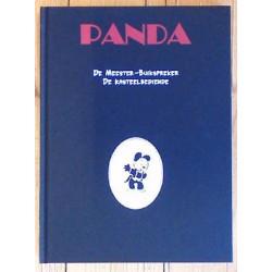 Panda Luxe HC De meester-buikspreker / De kasteelbediende 2001