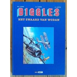 Biggles Luxe HC Het zwaard van Wodan 1998