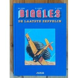 Biggles Luxe HC De laatste zeppelin 1995
