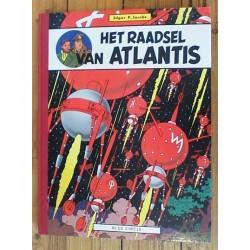 Blake en Mortimer Luxe % HC Het raadsel van Atlantis 1986