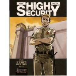 High Security 01<br>De bewakers van de tempel (1)