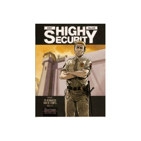 High Security setje deel 1 t/m 6 1e drukken 2007-2010