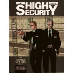 High Security 02 De bewakers van de tempel (2)