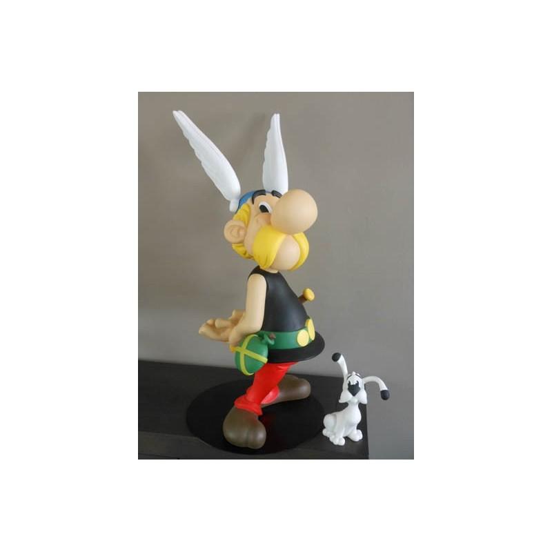 Asterix beeld Asterix (LAS01) en Idefix (Ref. 374) set