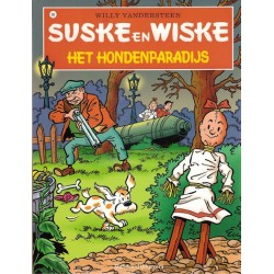 Suske & Wiske  098 Het hondenparadijs