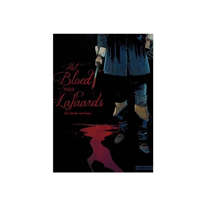 Bloed van lafaards 01 HC De wraak van Yama