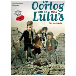 Oorlog van de Lulu's 01 1914: Het weeshuis