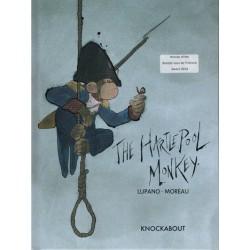 Lupano The Hartlepool monkey HC (Engelstalig)