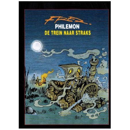 Philemon  HC 17 De trein naar straks